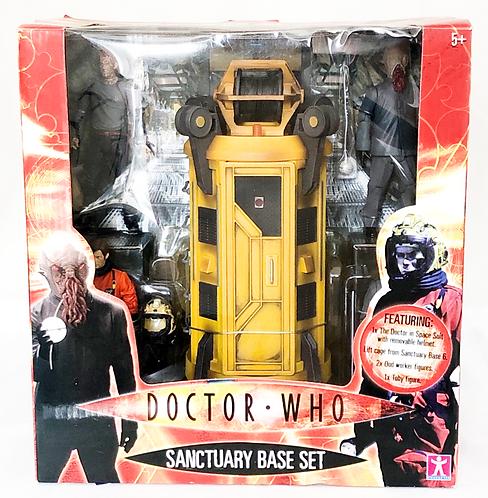 Doctor Who Sanctuary Base Set