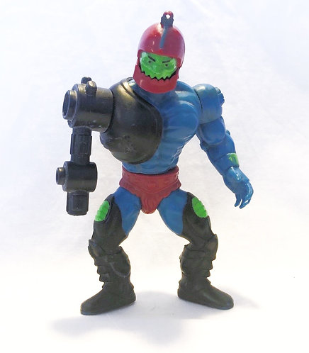 Vintage Masters Of The Universe Trapjaw (Malaysia)