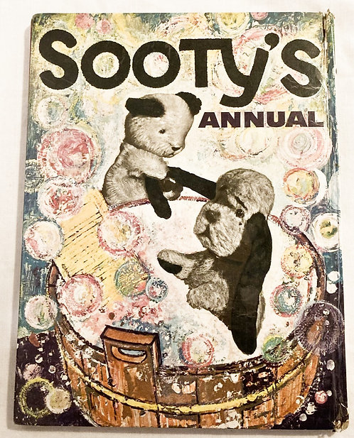 Sooty's Annual DM Books 1961