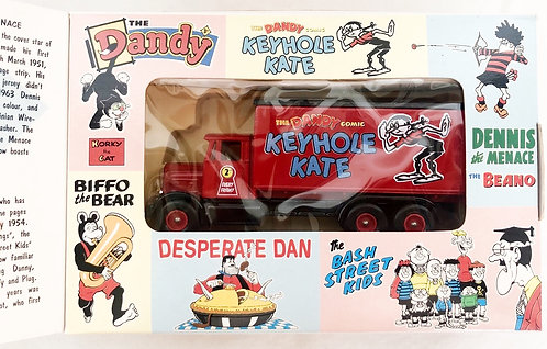 The Dandy The Beano Collectable Classic Die-Cast Model Keyhole Kate