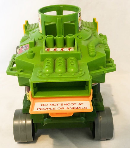 Teenage Mutant Hero Turtles Pizza Thrower Playmates 1989
