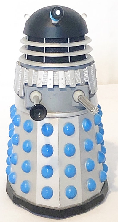 Doctor Who Classic Grey Blue Dalek