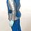 Thumbnail: Star Trek Andorian PVC Figure Hamilton 1991