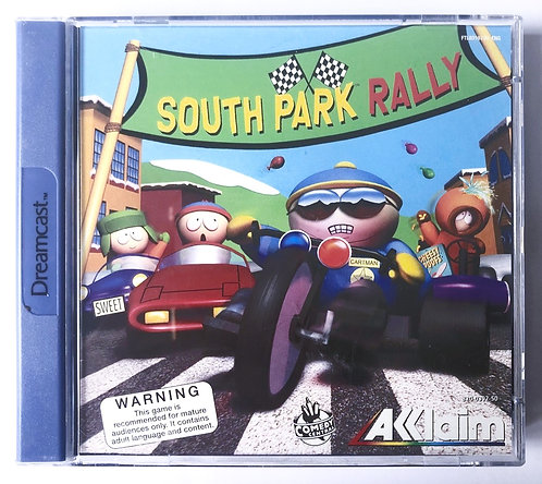 South Park Rally Dreamcast (Pal Uk)