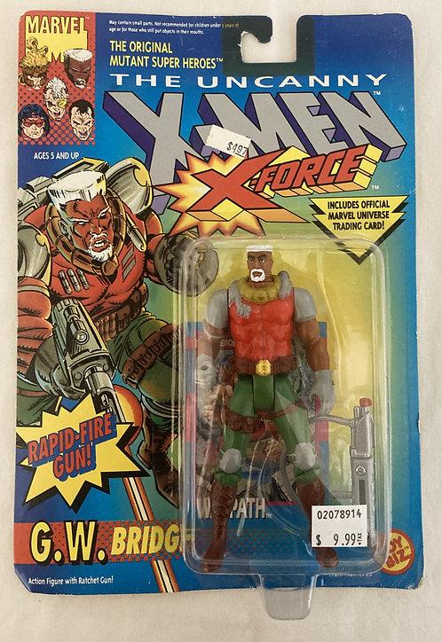 The Uncanny X-Men X-Force G.W.Bridge Toybiz 1993