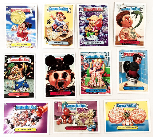Garbage Pail Kids Trading Card Set 2003