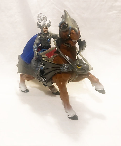 Vintage Advanced Dungeons & Dragons Destrier And Strongheart