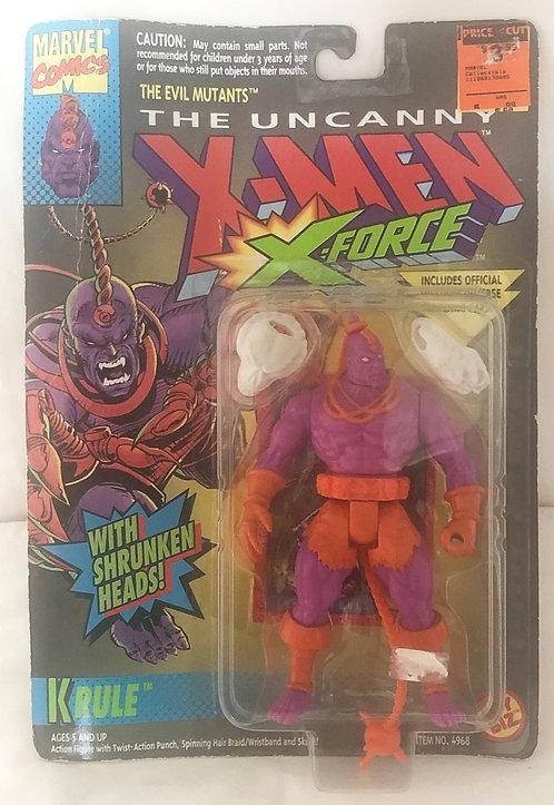 The Uncanny X-Men X-Force Krule Toy Biz 1993