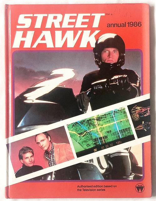 Street Hawk Annual 1986