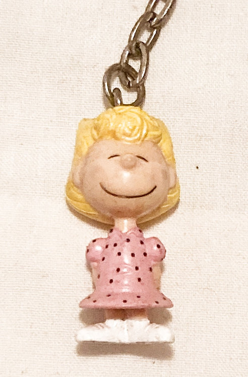 Charley Brown Snoopy Sally Keyring 1984