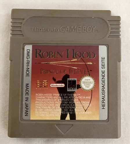 Nintendo Gameboy Robin Hood Prince Of Thieves (PAL)