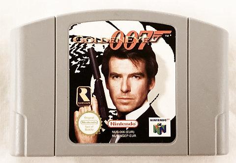 Nintendo N64 Golden Eye 007 1997