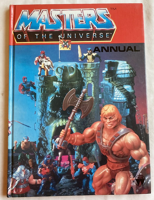 He-Man And The Masters Of The Universe Annual 1983