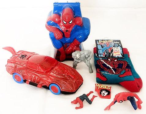 Vintage Spider-Man Set