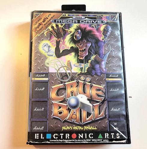 Crue Ball (Mega Drive Pal)