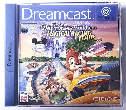 Walt Disney WorldQuest Magical Racing Tour Dreamcast (Pal UK)