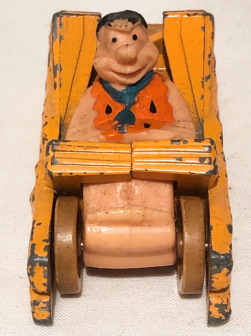Flintstones Fred Flintstone Die-Cast Car Corgi 1982 (O)