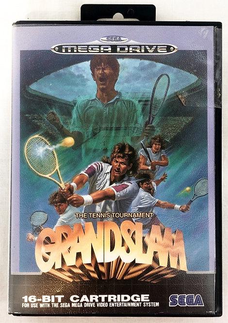 Grandslam Sega Megadrive U.K. (PAL)