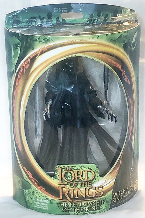 The Lord Of The Rings The Fellowship Of The Ring Witch King Ringwraith Toy Biz
