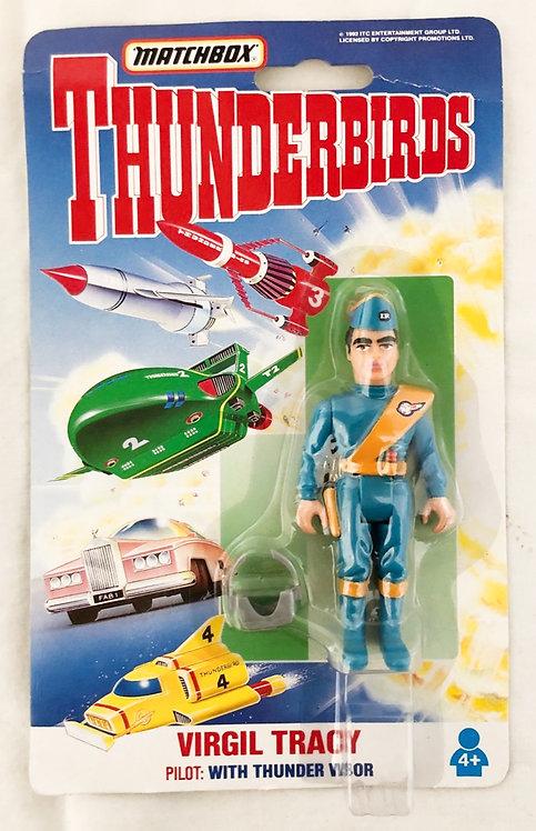 Thunderbirds Virgil Tracey Matchbox 1992