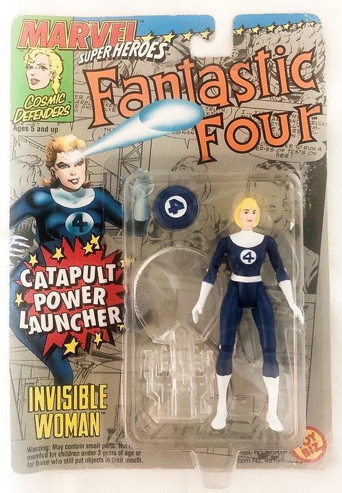 Fantastic Four Invisible Woman Toy Biz 1994