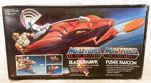 He-Man And The Masters Of The Universe Blasterhawk Mattel 1985