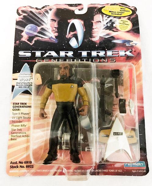 Star Trek Generations Worf Playmates 1994