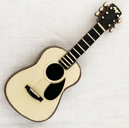 WWF Honky Tonk Guitar Hasbro 1991