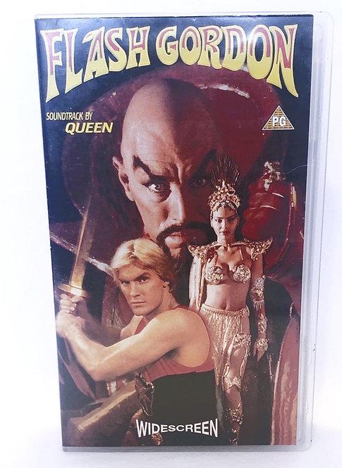 Flash Gordan VHS