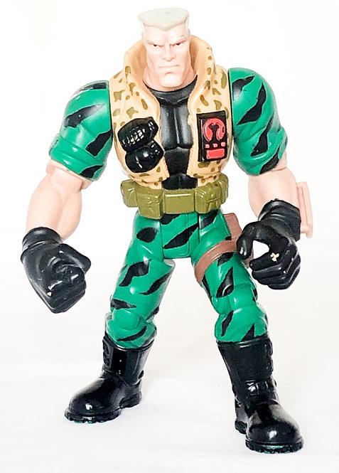 Small Soldiers Major Chip Hazard Hasbro 1998