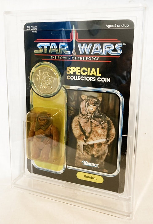 Vintage Star Wars Romba with Coin And Hard Case