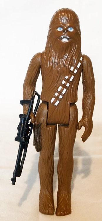 Vintage Star Wars Chewbacca Kenner 1977