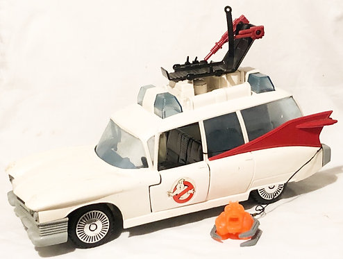 The Real Ghostbusters Ecto-1 Kenner 1984