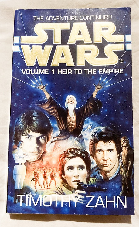 Star Wars Volume 1 Heir To The Empire