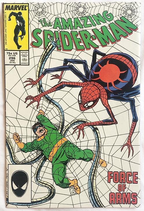 The Amazing Spider-Man #296 Marvel 1997