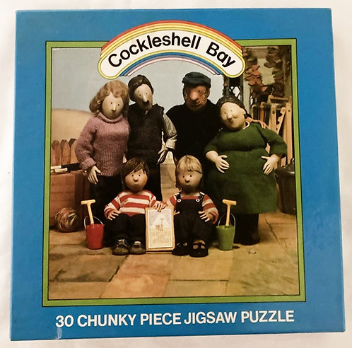 Cockleshell Bay 30 Piece Jigsaw MS 1983