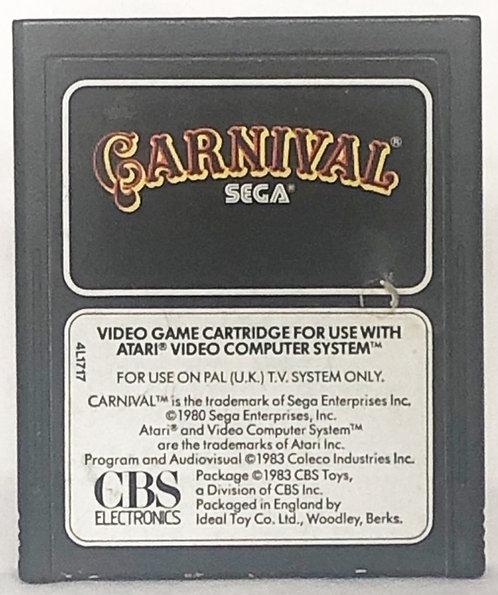 Carnival Sega Atari 2600