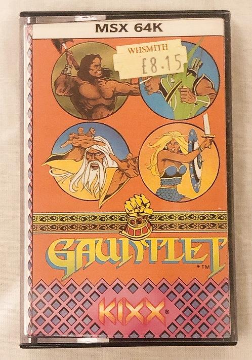 Gauntlet MSX 64K 1985
