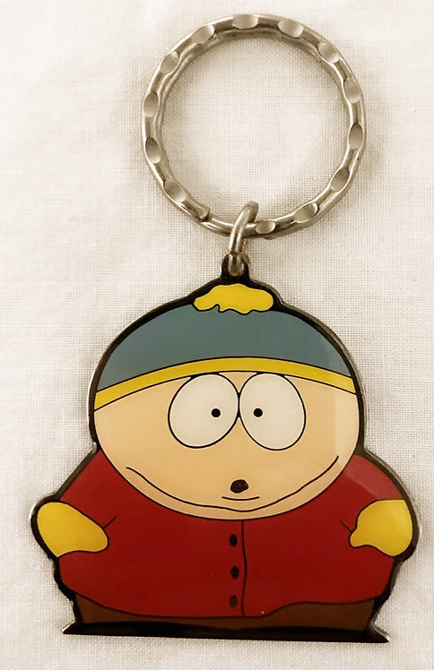 South Park Cartman Key Ring Comedy Central 1999