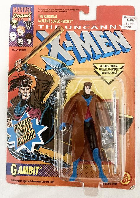 The Uncanny X-Men Gambit Toybiz 1993