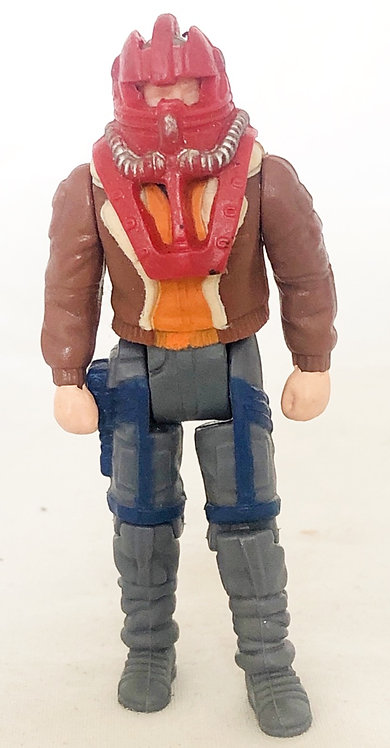 M.A.S.K. Ace Ricker Kenner 1986