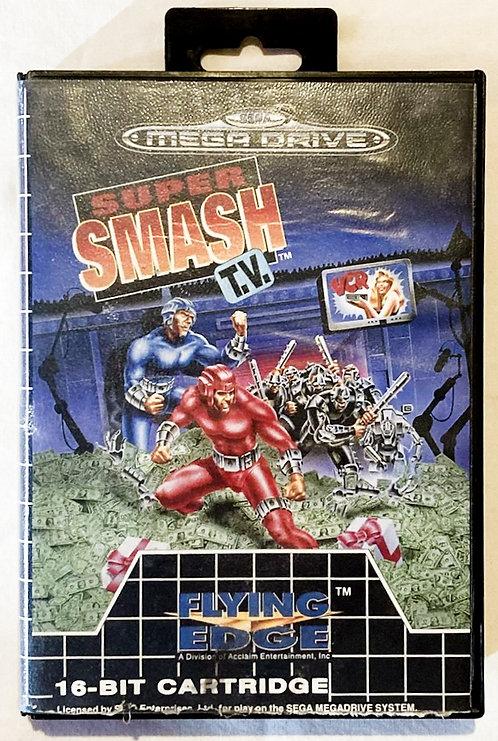 Sega Mega Drive Super Smash T.V. Flying Edge (PAL) 1990