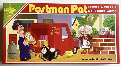 Postman Pat Letters And Parcels Game Falcon 1992