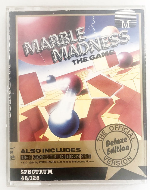 Marble Madness The Game Spectrum 48/128