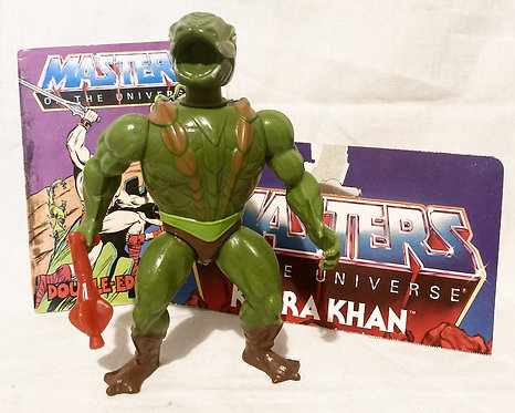 He-Man And The Masters Of The Universe Kobra Khan Mattel 1984