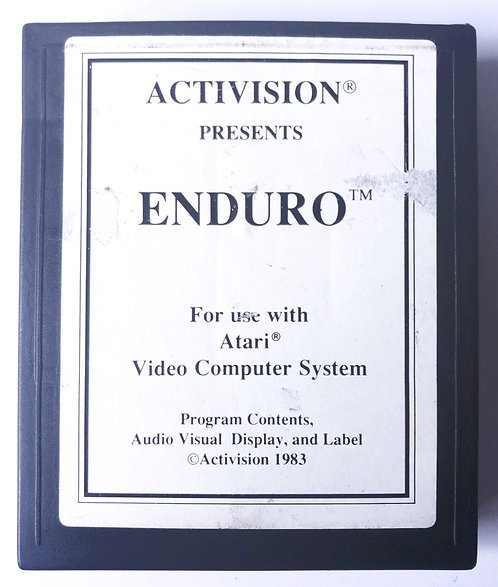 Enduro Atari 2600