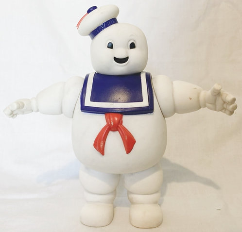 The Real Ghostbusters Stay-Puft Marshmallow Man Kenner 1984