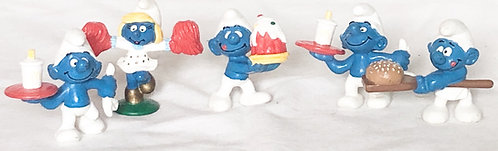 The Smurfs Figure Set Peyo