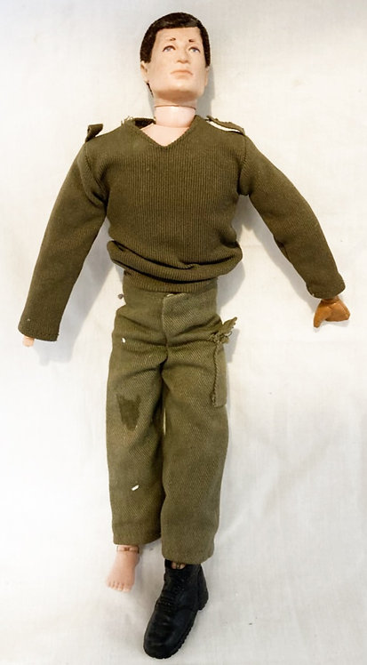 Vintage Action Man 12'' Spares And Repairs