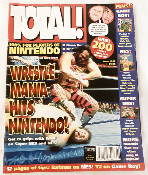 Total! Magazine Issue 6 June 1992